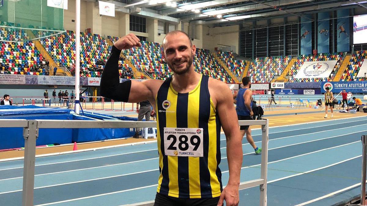Milli Atletimiz Batuhan Buğra Eruygun Avrupa Spor Haftası'nda