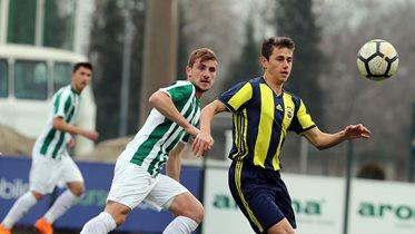Bursaspor 3-2 Fenerbahçe (U21 Ligi)