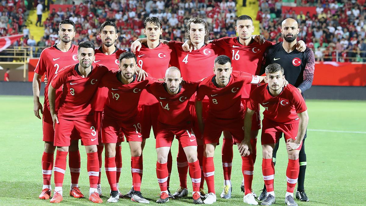 Türkiye 2-0 Özbekistan
