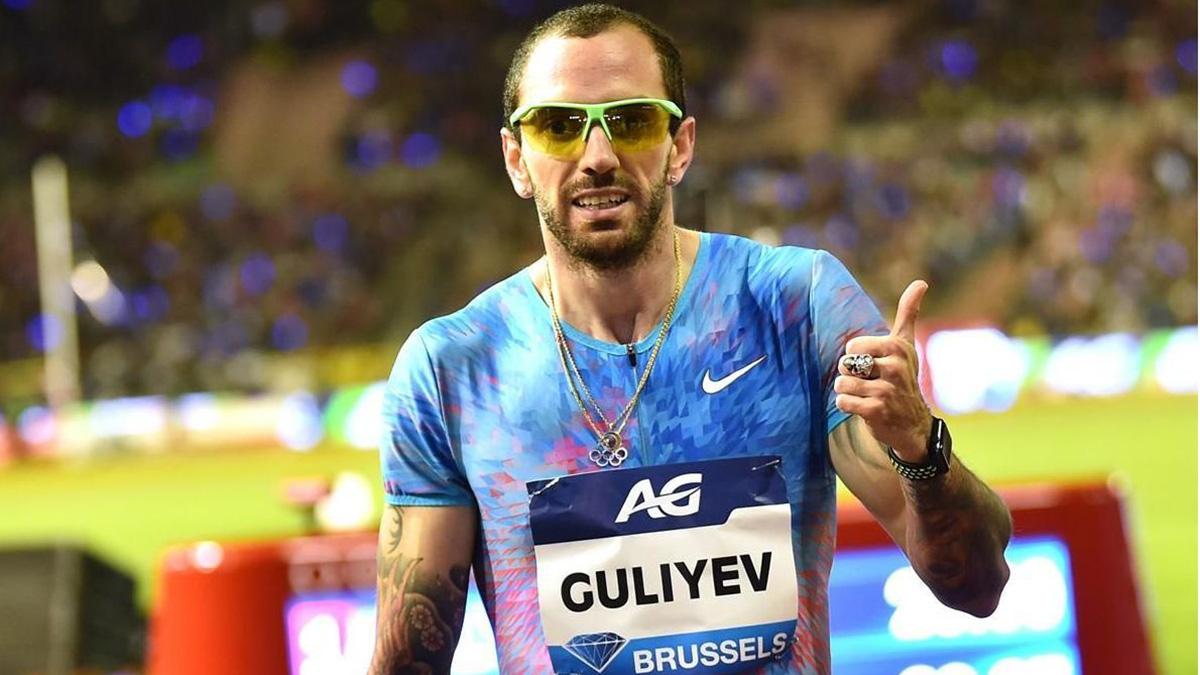 Ramil Guliyev, Elmas lig 200 metre finalinde 19.86'lık derecesiyle ikinci oldu