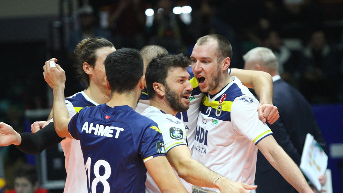 Spor Toto 2-3 Fenerbahçe HDI Sigorta