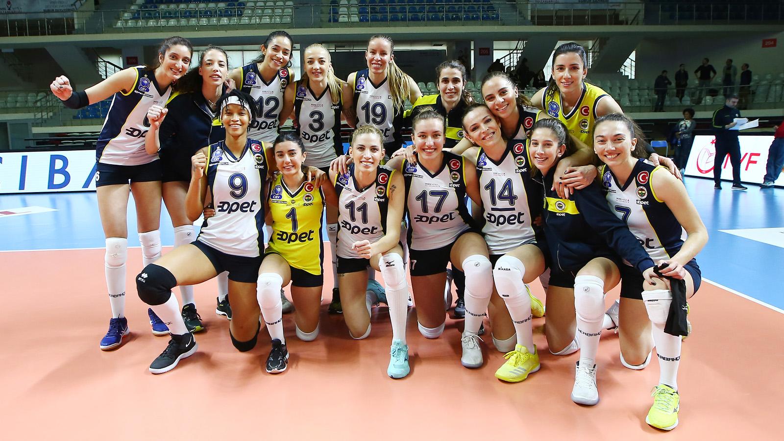 Fenerbahçe Opet çeyrek final serisinde 1-0 öne geçti