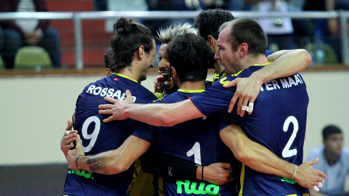 Arkas Spor 0-3 Fenerbahçe HDI Sigorta